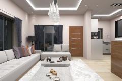 3D-Living-Room-Rendering