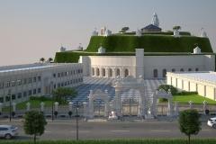 3D-Hindu-Temple-Render