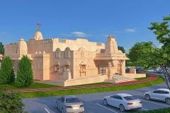 3D-Temple-Visualisation